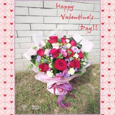 Happy Valentine's Day!! 祝有情人o既你繼續幸福甜蜜~ 各位單身貴族快d搵到另一半啦~  ============== For order, please PM my FB page. FB page: http://goo.gl/r219Hu email: pansychangchl@hotmail.com