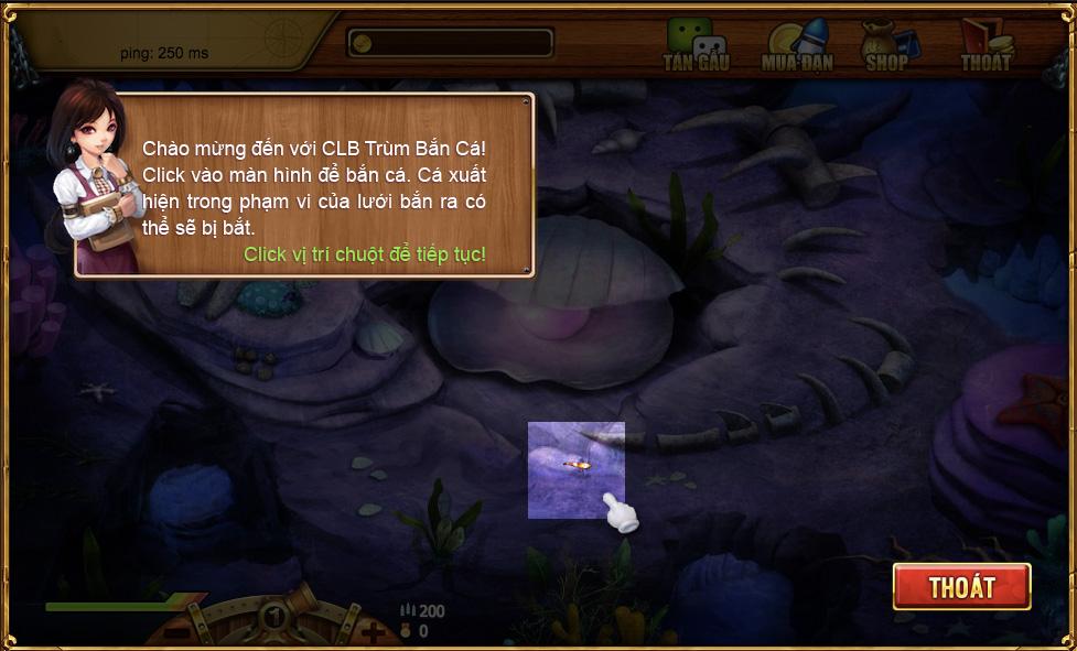 Trùm Bắn Cá là webgame bắn cá online duy nhất hiện nay hỗ trợ nhiều người  chơi cùng lúc. Game được phát hành độc quyền trên Zing Me theo thỏa thuận  của ...