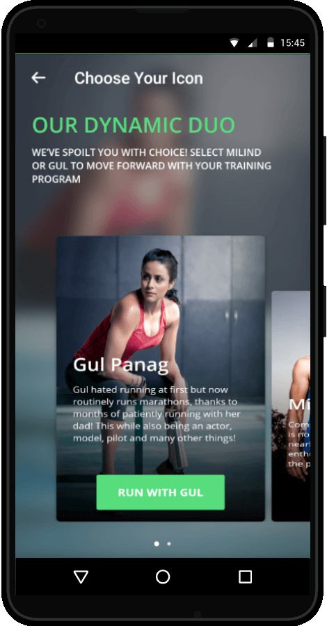 Mobiefit Select Trainer