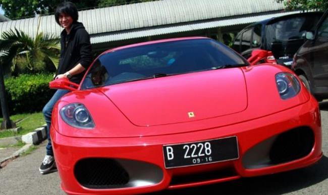 Mobil Mewah Artis Korea - Car Big Boss