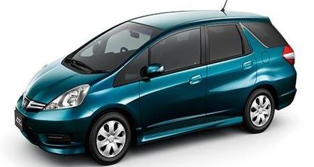 honda fit 5 mobil hybrid murah 2017