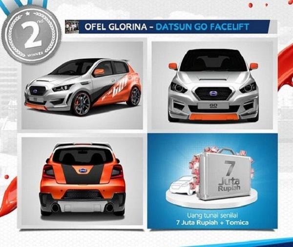 5 Modifikasi Mobil Datsun Go Paling Top - Mobilkamu