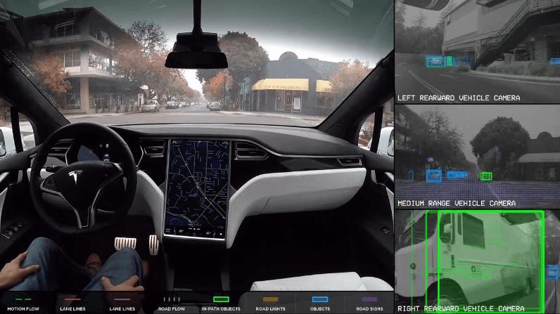mobil-autopilot