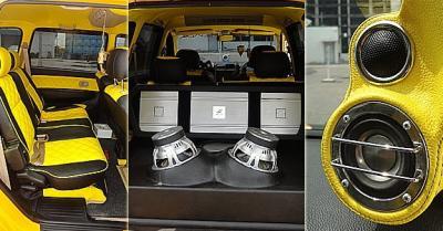 73 Koleksi Modifikasi Mobil Avanza Bagian Dalam HD Terbaru