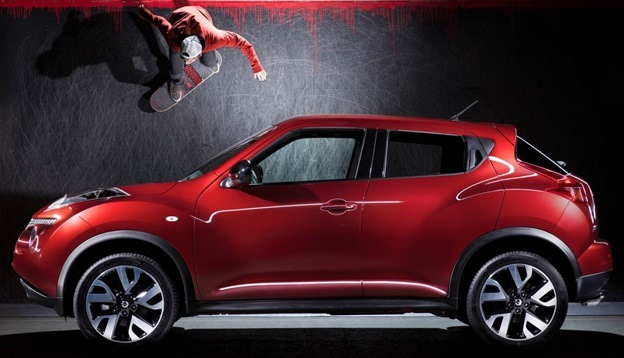 review nissan juke