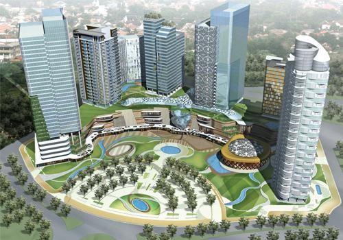 Can ho Ciputra Hanoi International City
