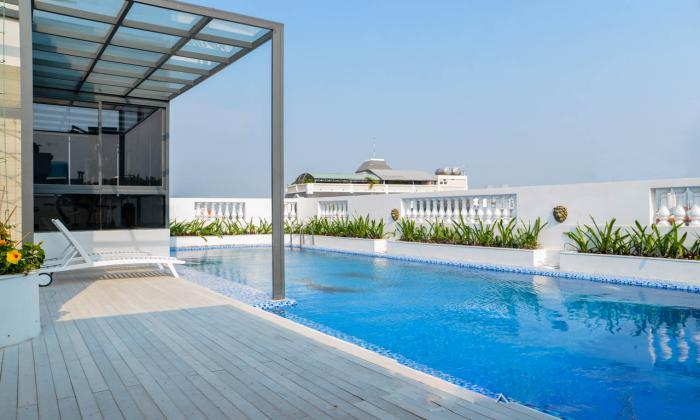 Serviced Apartment in District 1 HCMC 3