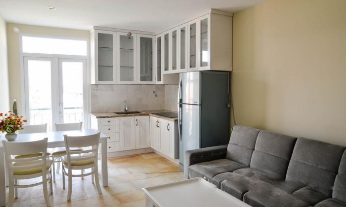 Serviced Apartment in District 1 HCMC 4
