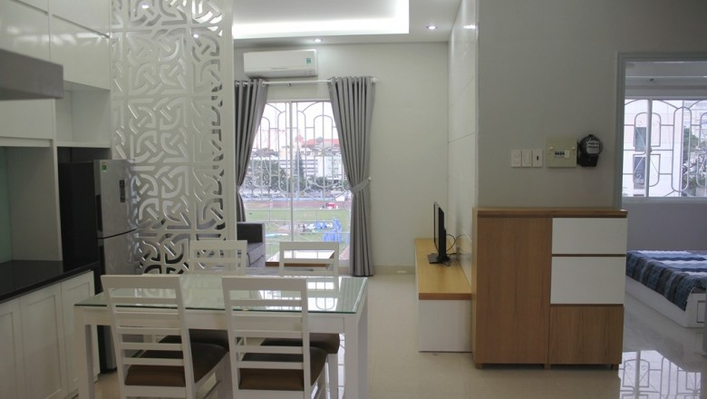 Serviced Apartment For Rent In District 1 HCMC D199244(5)