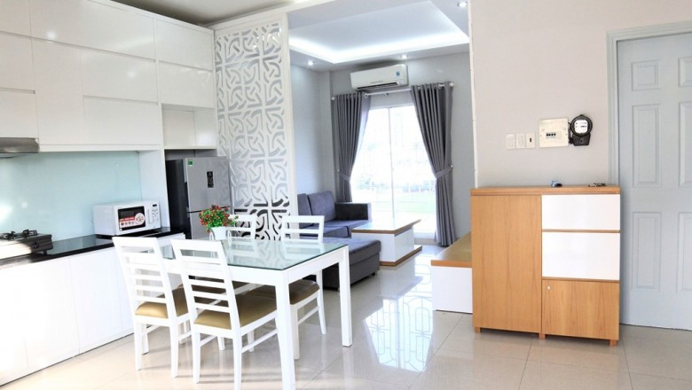 Serviced Apartment For Rent In District 1 HCMC D199244(2)