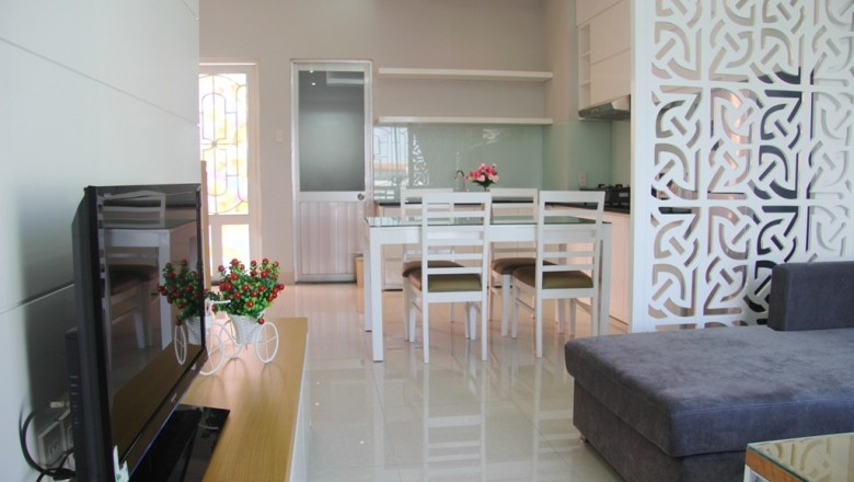 Serviced Apartment For Rent In District 1 HCMC D199244(8)