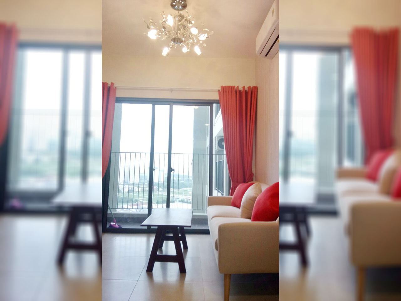 D214212 - Masteri Thao Dien Apartment For Rent - Best Price For Long-term - 2 bedroom