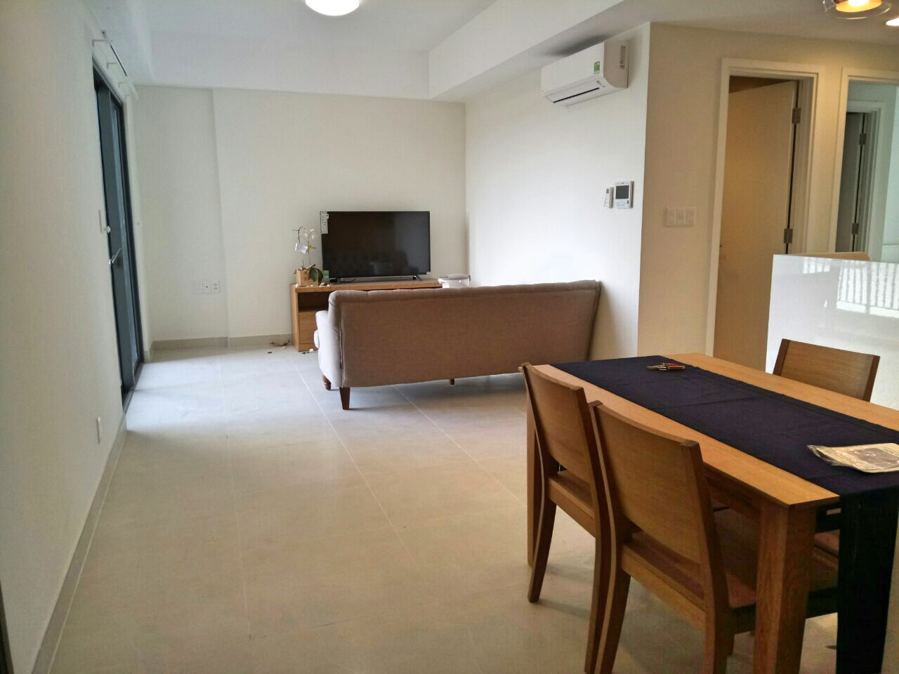 D214517 - Masteri Thao Dien Apartment For Rent - Best Price For Long-term - 2 Bedrooms