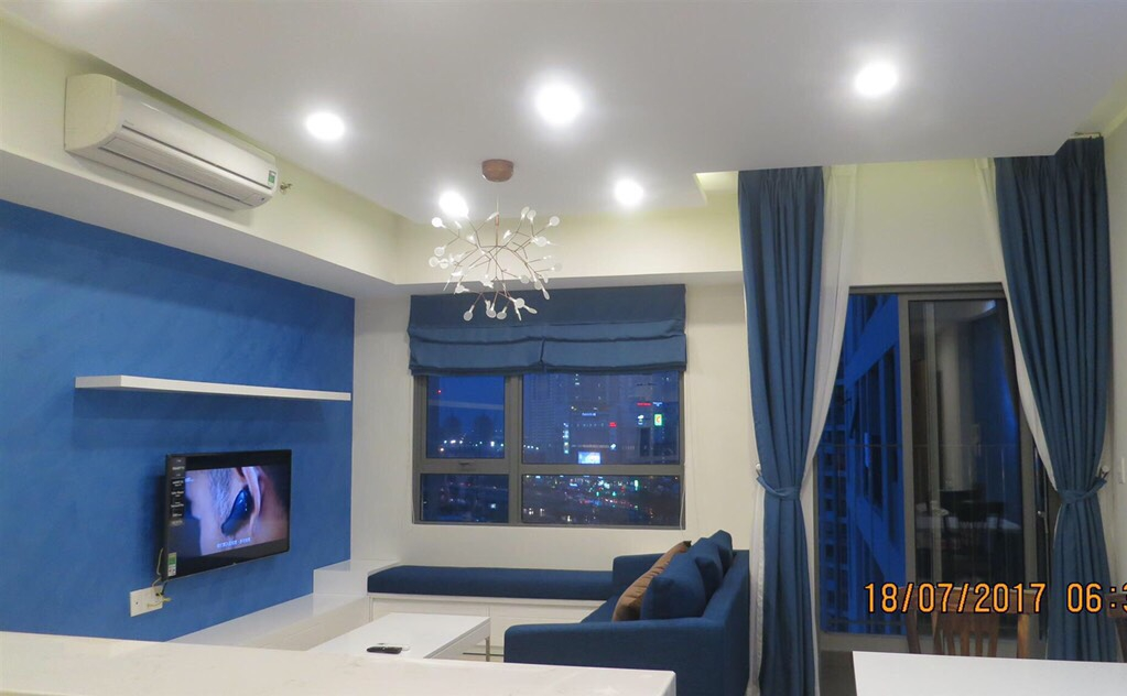 D214003 - Masteri Thao Dien Apartment For Rent - Best Price For Long-term - 2 bedroom