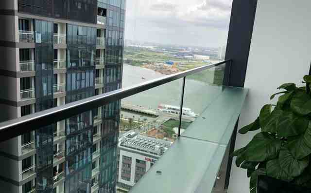 D102636 - Vinhomes Golden River Apartment For Rent & Sale Ho Chi Minh - 2 bedroom