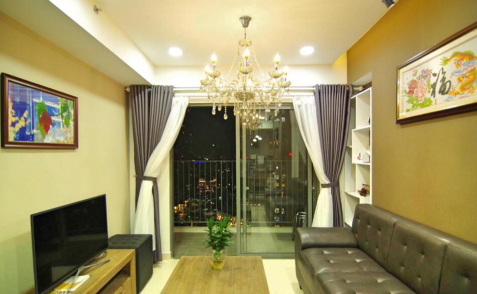 D2141086 - Masteri Thao Dien Apartment For Rent - Best Price For Long-term - 2 bedroom