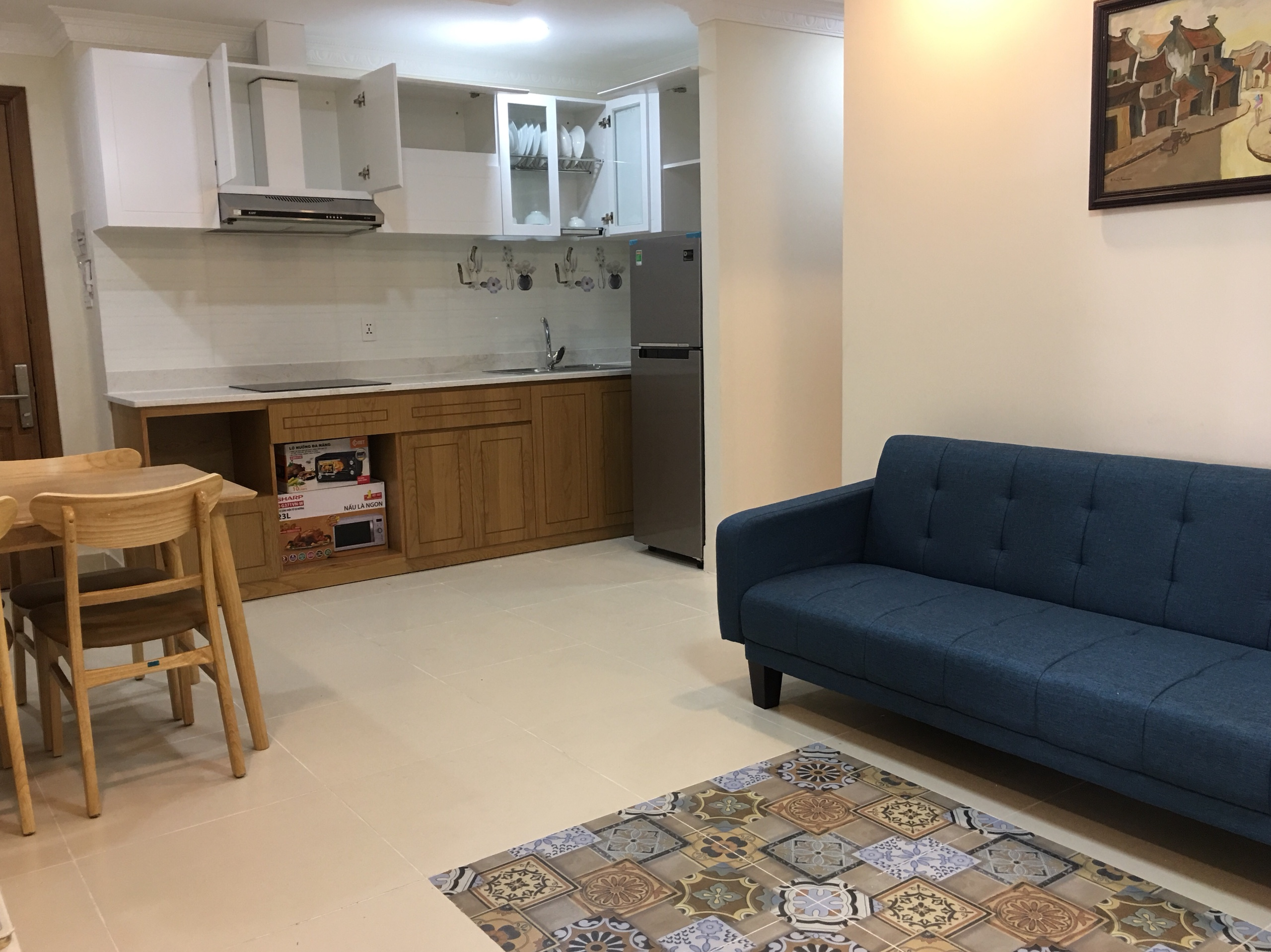 Serviced apartment for rent D299477 (13)