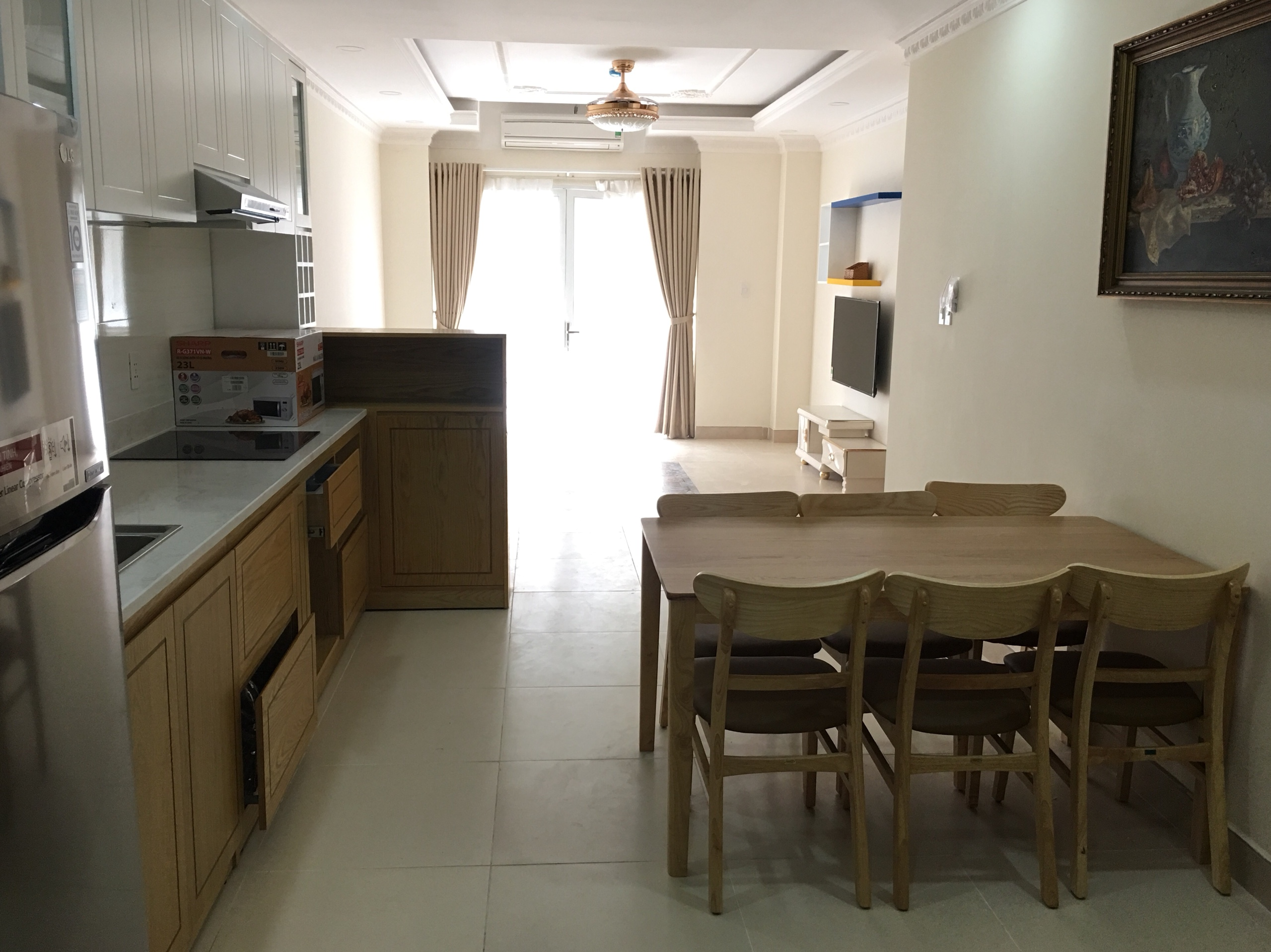 Serviced apartment for rent D299475 (11)