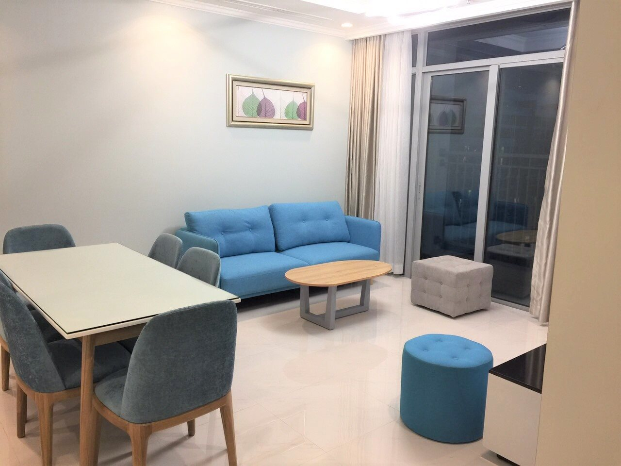 BT105312 - Vinhomes Central Park Apartments For Rent & Sale In Ho Chi Minh City - 2 bedroom