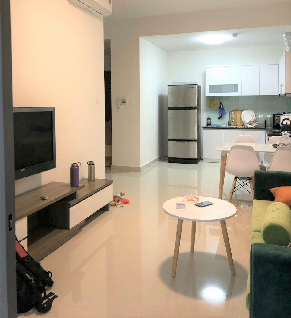 D227552 - APARTMENT FOR RENT - THE SUN AVENUE - 2 bedroom
