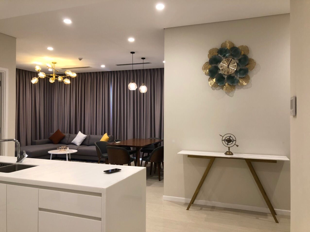DI0222 - Diamond Island Apartment For Rent & Sale in Ho Chi Minh City - 3 bedroom