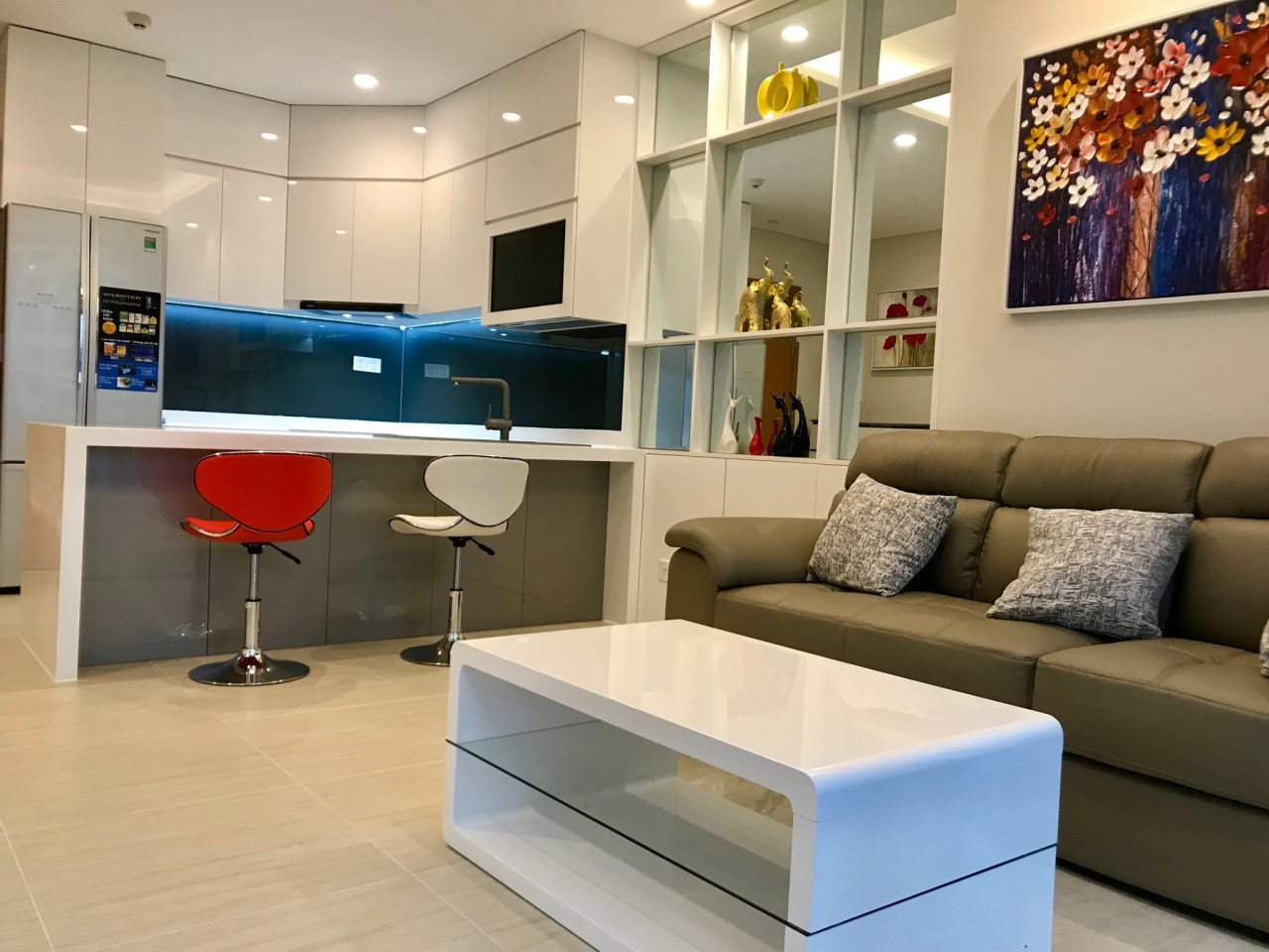 DI0208 - Diamond Island Apartment For Rent & Sale in Ho Chi Minh City - 1 bedroom