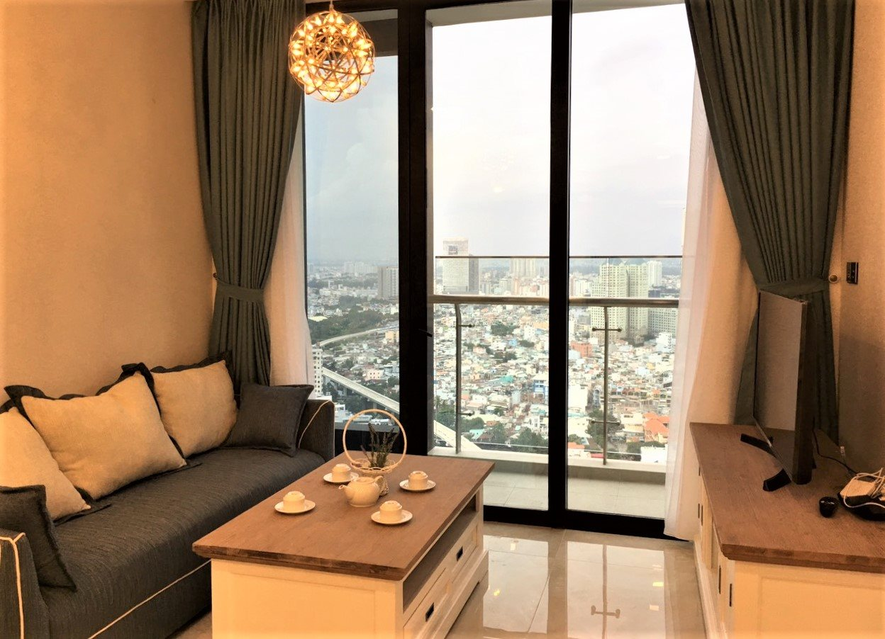 D1021104 - Vinhomes Golden River Apartment For Rent & Sale Ho Chi Minh - 2 bedroom
