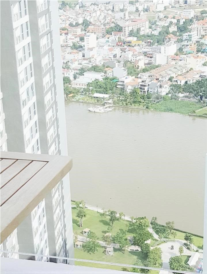 BT105P1502 - Vinhomes Central Park Apartments For Rent & Sale In Ho Chi Minh City - 1 bedroom