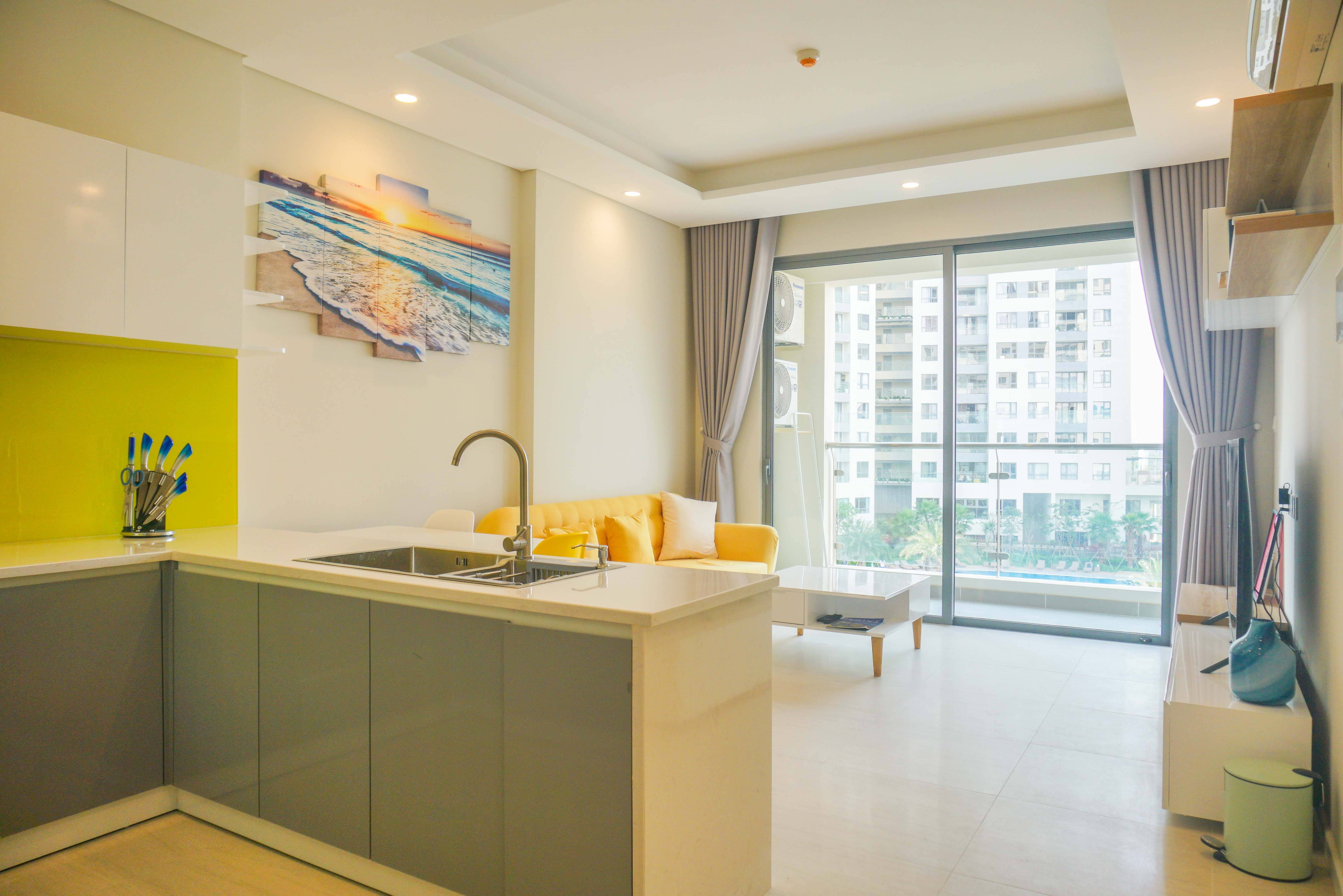 DI0198 - Diamond Island Apartment For Rent & Sale in Ho Chi Minh City - 1 bedroom