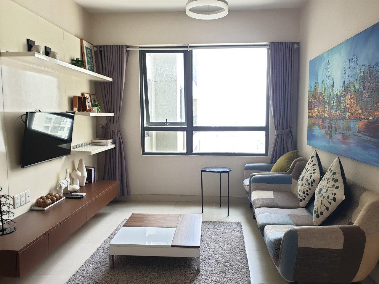 MTD86158 - Masteri Thao Dien Apartment For Rent - Best Price For Long-term - 2 bedroom