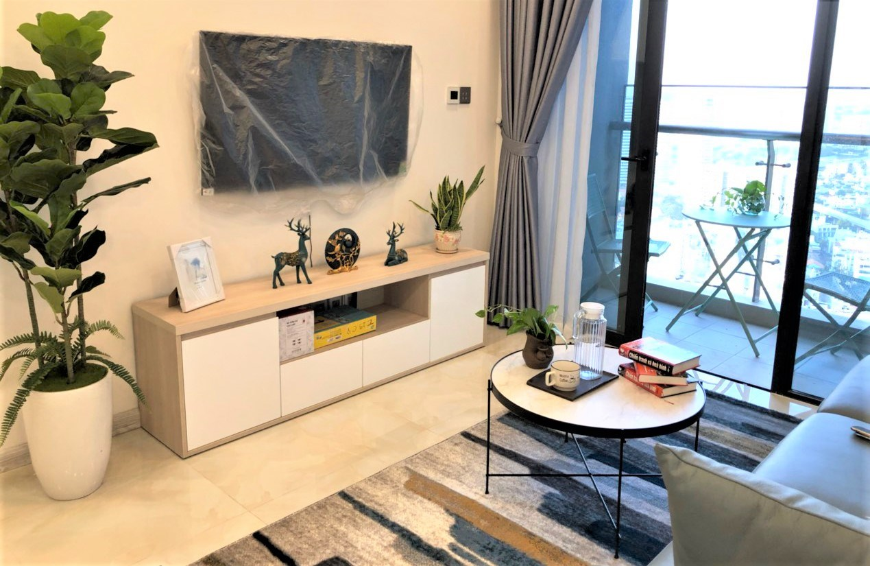 D102685 - Vinhomes Golden River Apartment For Rent & Sale Ho Chi Minh - 1 bedroom