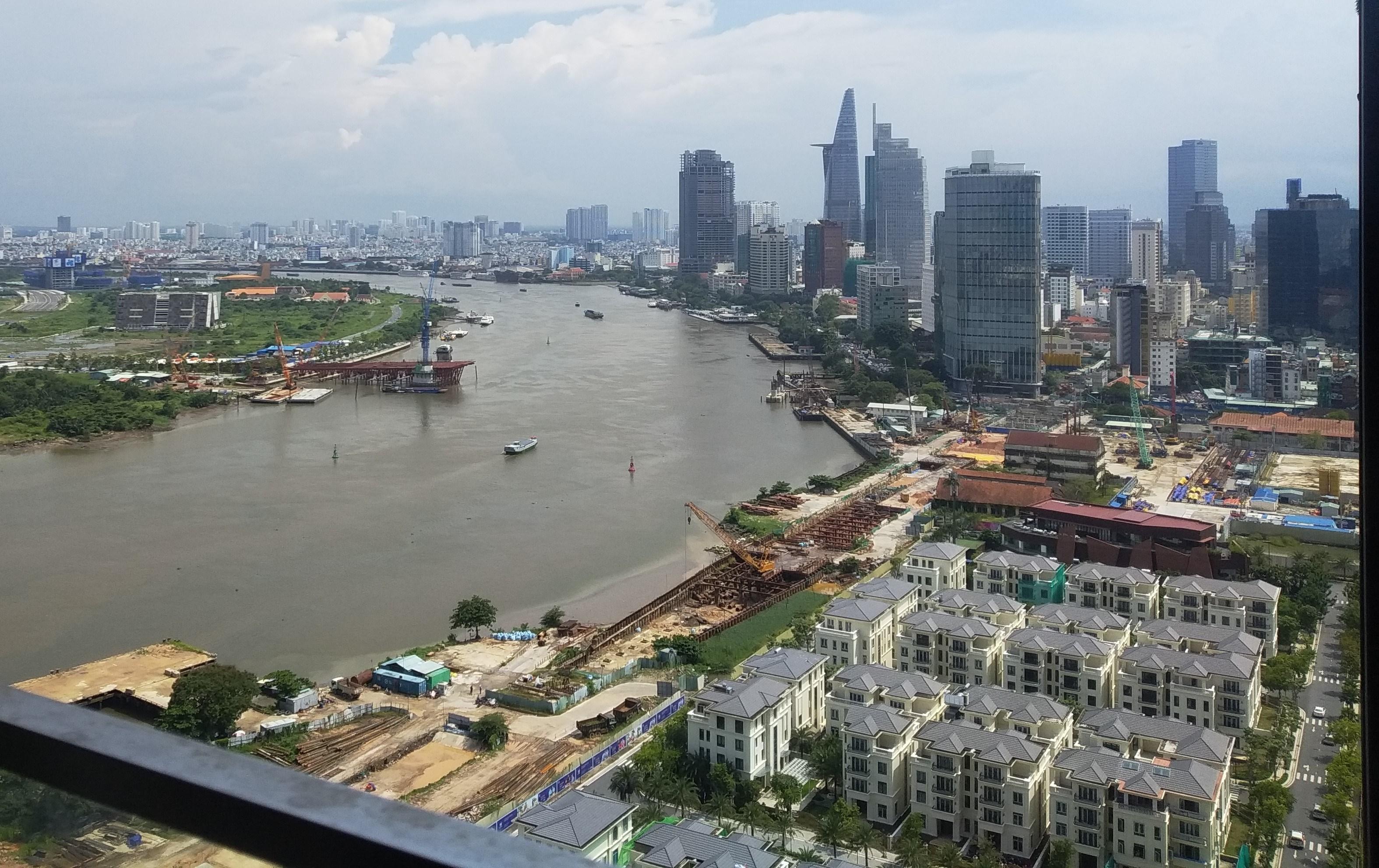 VGR89094 - Vinhomes Golden River Apartment For Rent & Sale Ho Chi Minh - 1 bedroom
