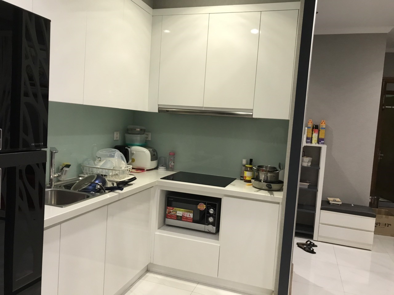 VCP89495 - Vinhomes Central Park Apartments For Rent & Sale In Ho Chi Minh City - 2 bedroom