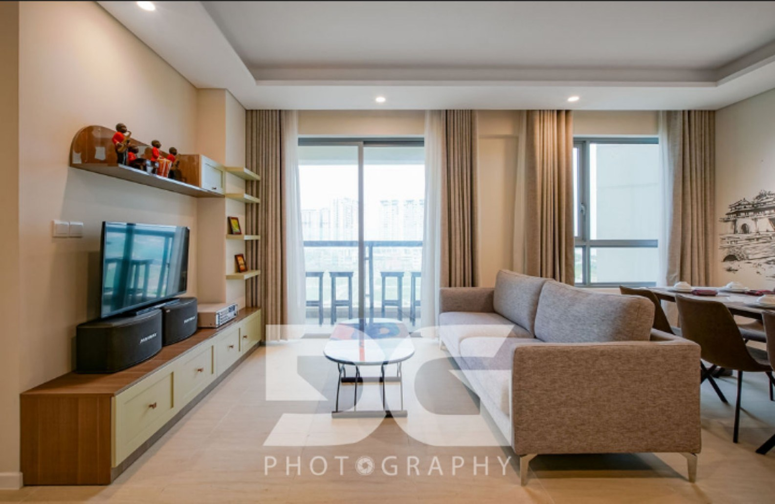 DI0223 - Diamond Island Apartment For Rent & Sale in Ho Chi Minh City - 2 bedroom