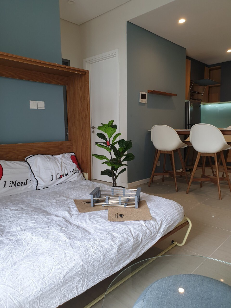 DI0942 - Diamond Island Apartment For Rent & Sale in Ho Chi Minh City - 1 bedroom