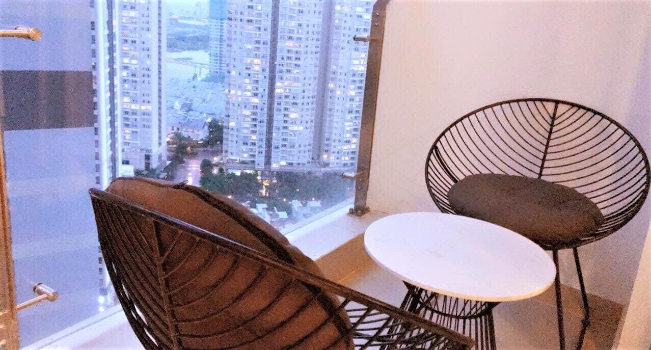 VCP98045 - Vinhomes Central Park Apartments For Rent & Sale In Ho Chi Minh City - 1 bedroom