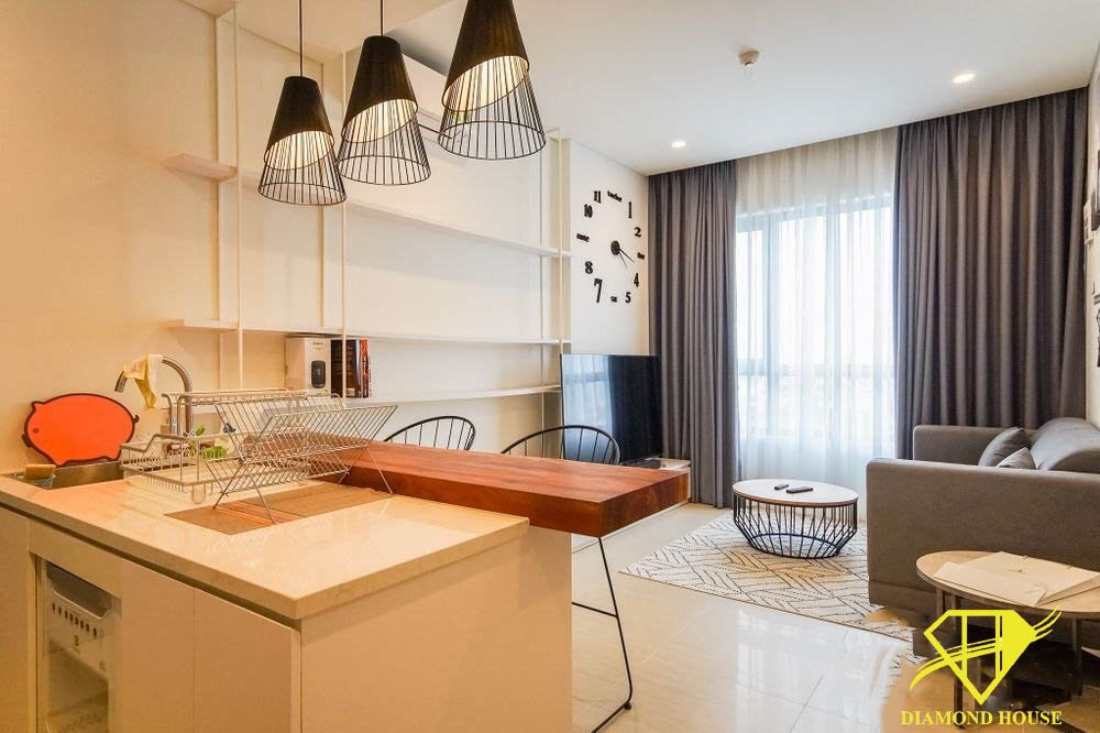 DI0951 - Diamond Island Apartment For Rent & Sale in Ho Chi Minh City - 1 bedroom