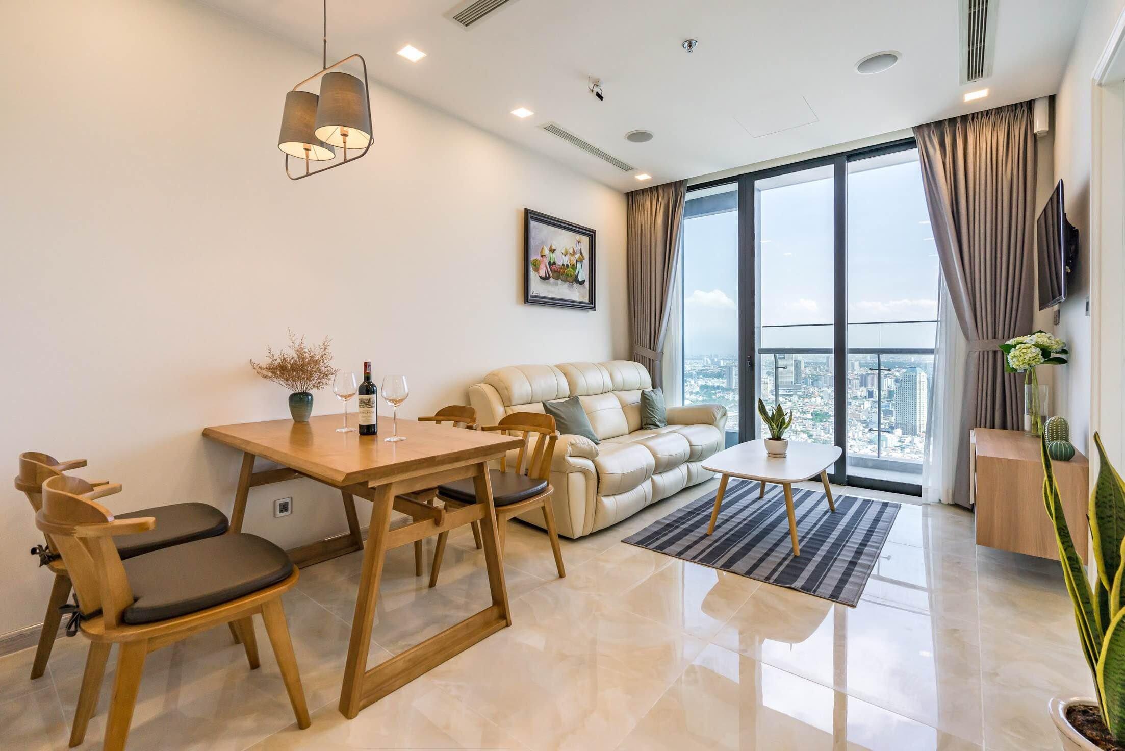 VGR98089 - Vinhomes Golden River Apartment For Rent & Sale Ho Chi Minh