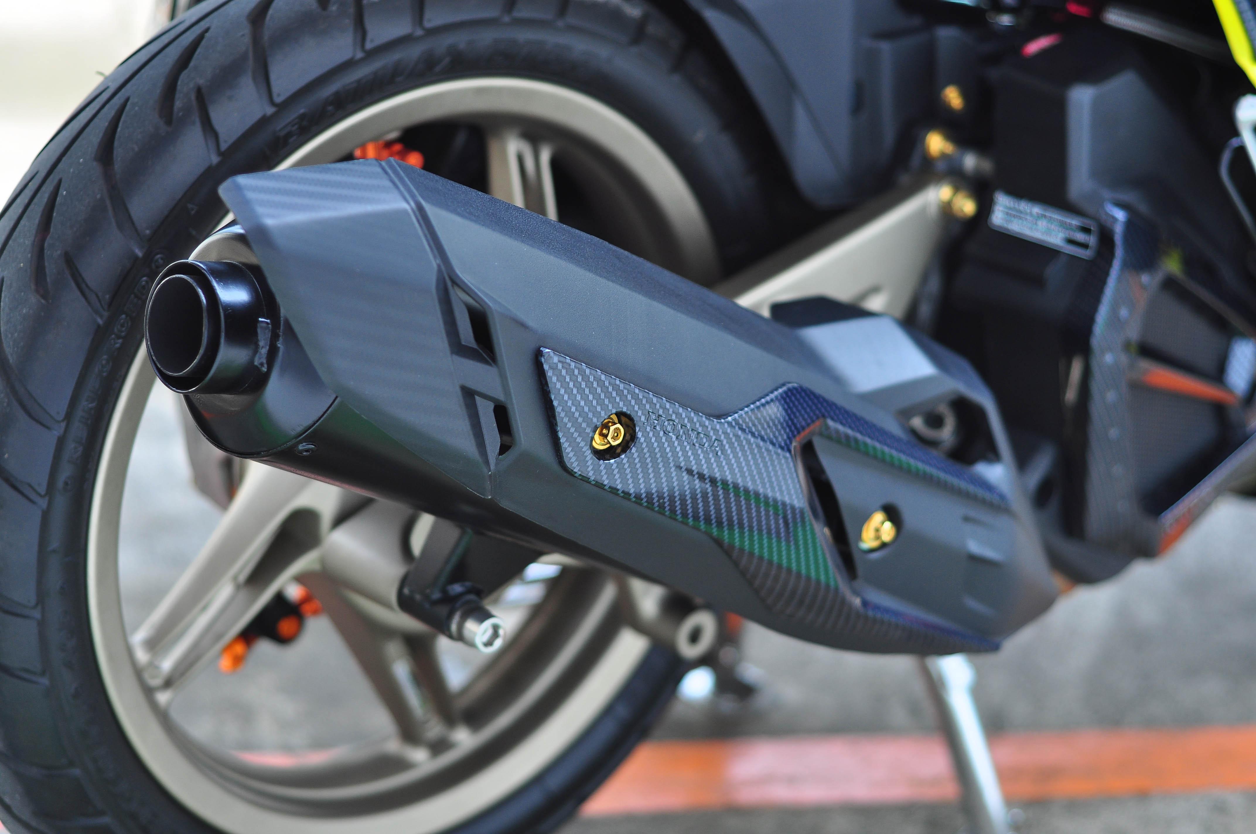 tips merawat motor musim hujan