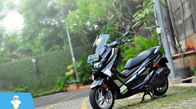 Modifikasi Motor Yamaha NMAX 2016