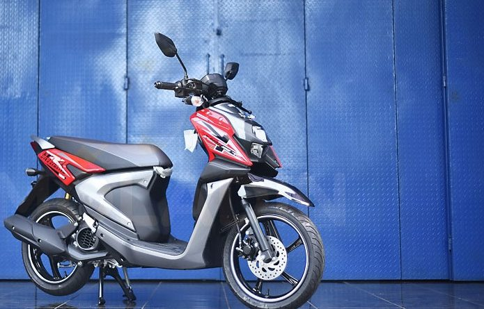 Yamaha All New X Ride 125