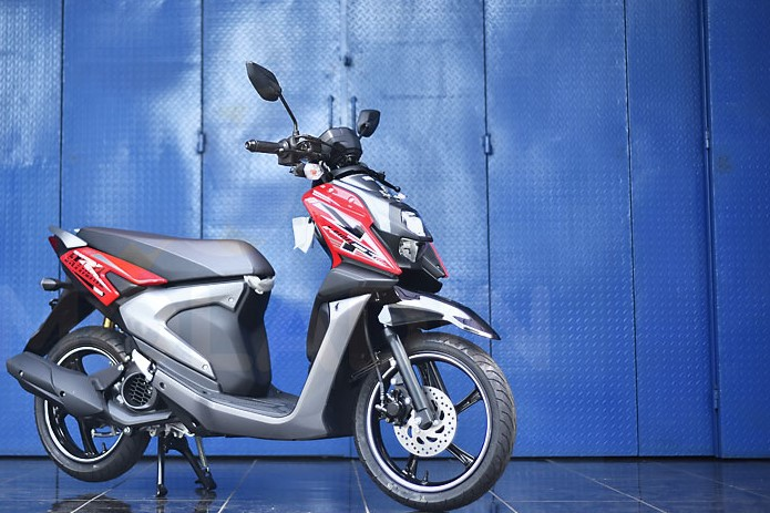 Yamaha All New X Ride 125
