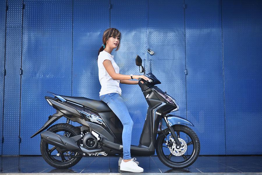 Yamaha Mio S 13