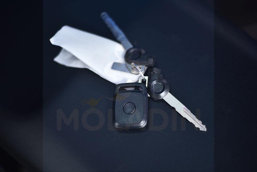 Yamaha Mio S Kunci dan Remote