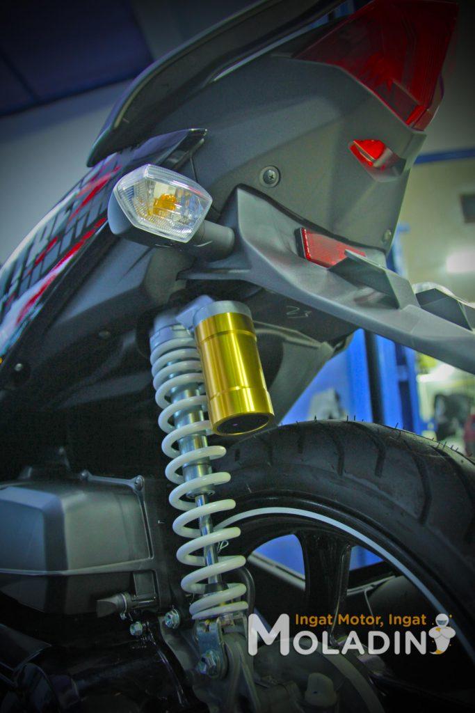 Yamaha All New X-Ride Terbaru