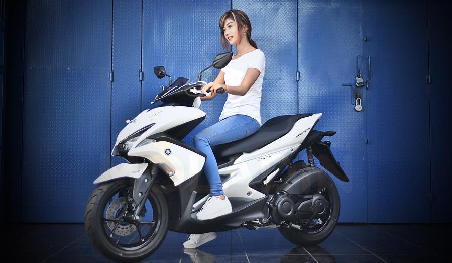Yamaha Aerox Body