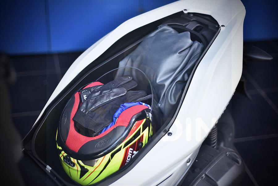 Bagasi Yamaha Aerox