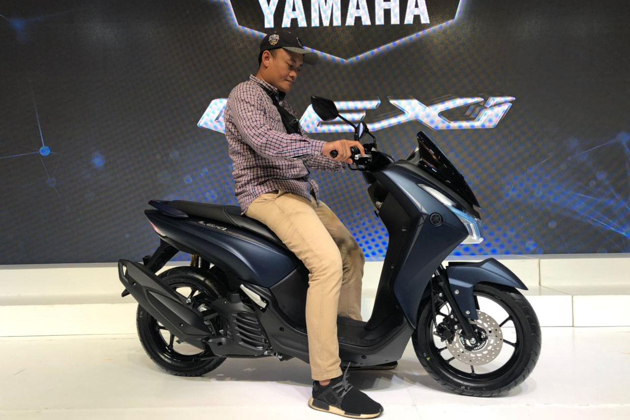 Yamaha lexi 2