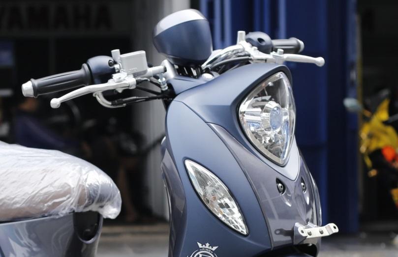 Yamaha Fino Grande 125