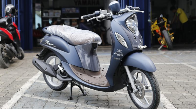 Yamaha New Fino Grande 125
